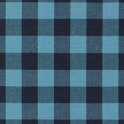 *NEW* Carolina Gingham - 1'' Indigo