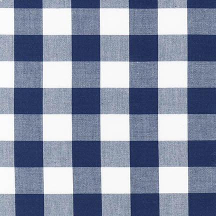 *NEW* Carolina Gingham - 1'' Navy