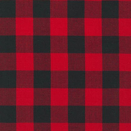 *NEW* Carolina Gingham - 1'' Scarlet