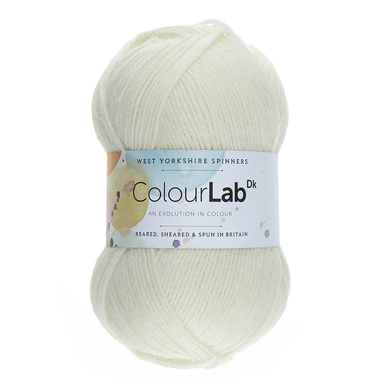*NEW* Colour Lab - DK - Artic White
