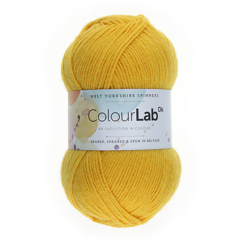 *NEW* Colour Lab - DK - Citrus Yellow