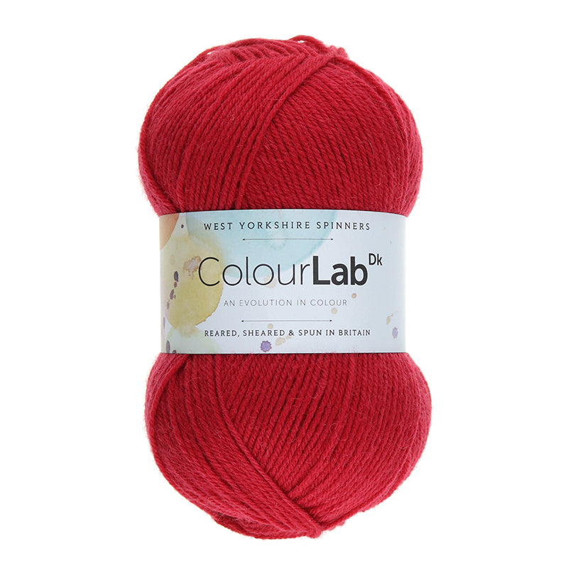 *NEW* Colour Lab - DK - Crimson Red