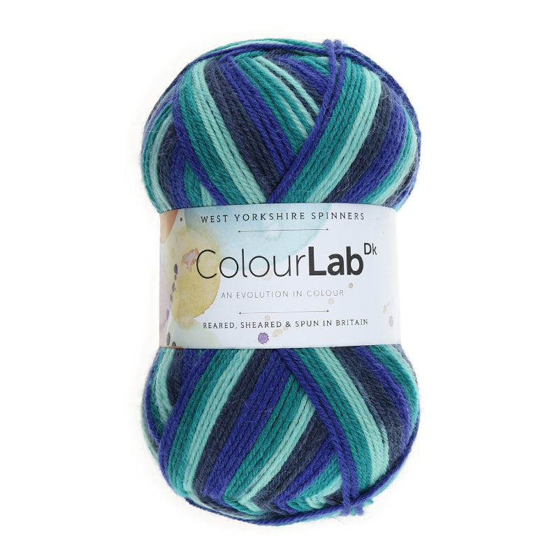 *NEW* Colour Lab - DK -  Frosty Blues