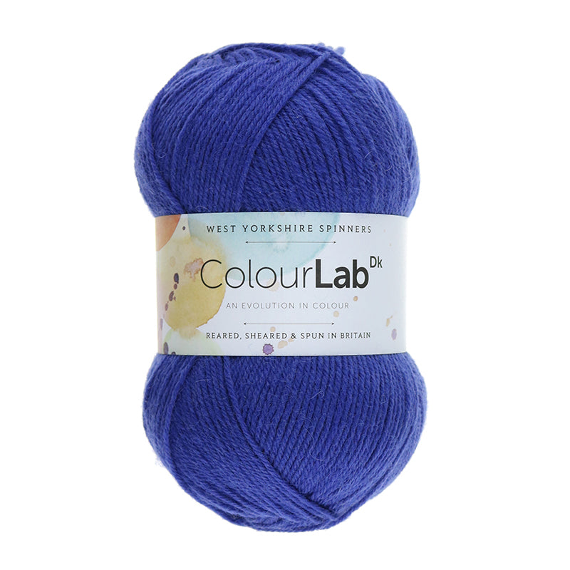 *NEW* Colour Lab - DK -  Harbour Blue