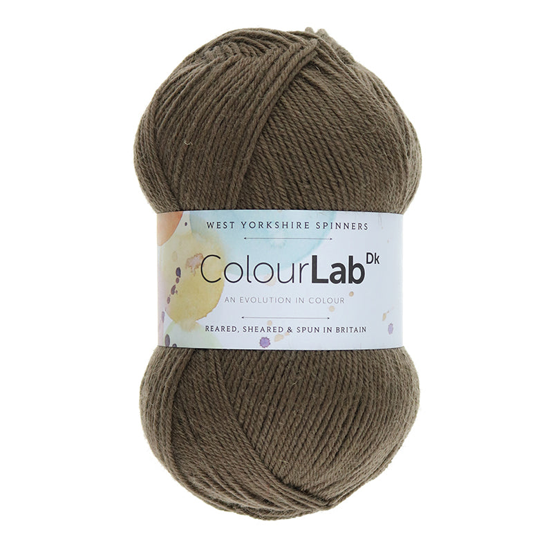 *NEW* Colour Lab - DK - Hazel Brown