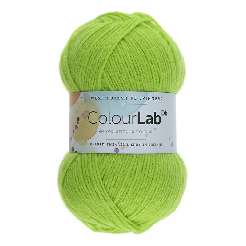 *NEW* Colour Lab - DK - Lime Green