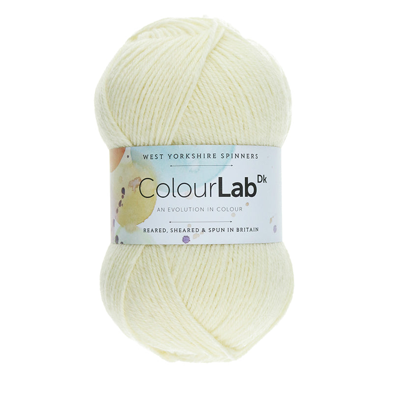 *NEW* Colour Lab - DK - Natural Cream