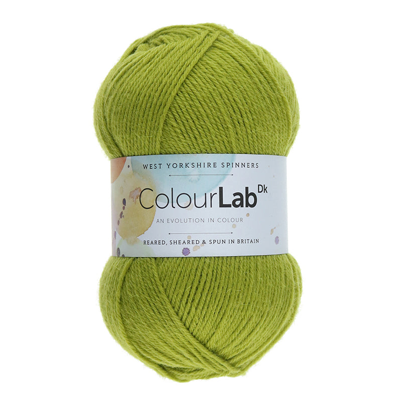 *NEW* Colour Lab - DK - Pear Green
