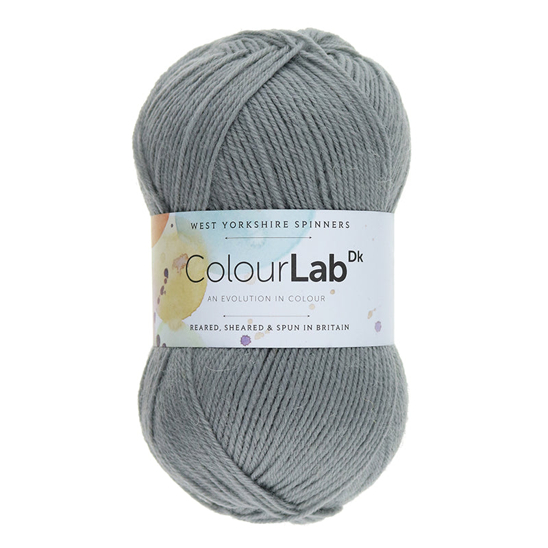 *NEW* Colour Lab - DK -  Silver Grey