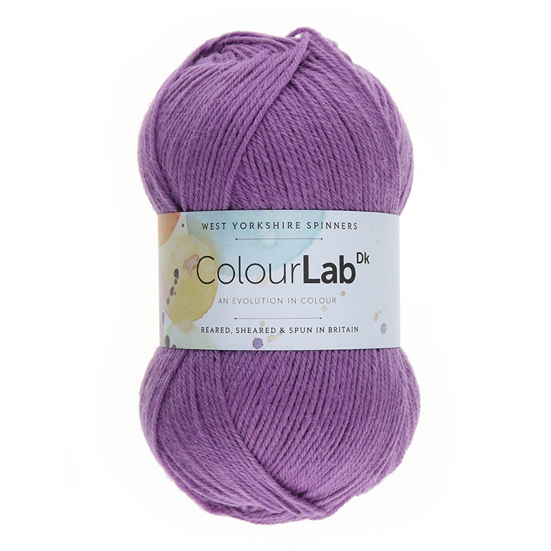 *NEW* Colour Lab - DK - Thistle Purple