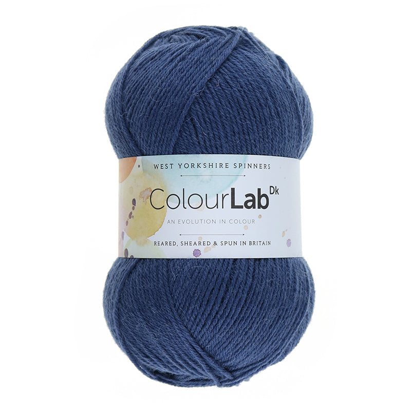 Colour Lab - DK - True Blue