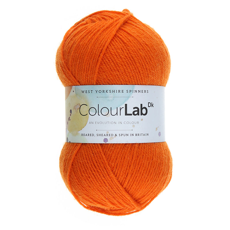 *NEW* Colour Lab - DK - Zesty Orange