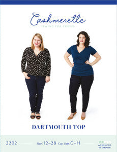 Cashmerette - Dartmouth Top