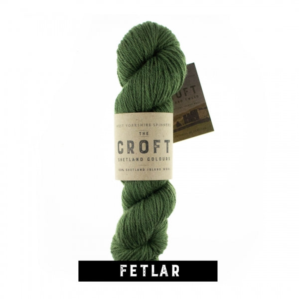 The Croft - Aran - Feltar