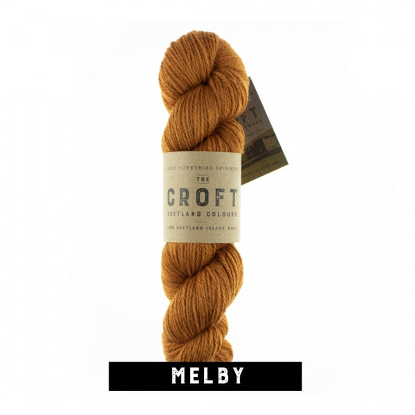 *NEW* The Croft - Aran - Melby