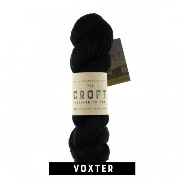 The Croft - Aran - Voxter