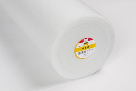 * Vlieseline Fusible Wadding - H630 - Low Loft