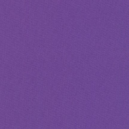 Robert Kaufman - KONA Cotton Solid - 477 Heliotrope
