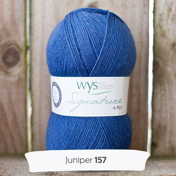 Signature 4ply - Juniper