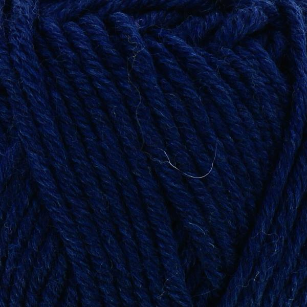 Bergere - Merinos 7 - Chunky - Moussaillon - dark blue yarn wool