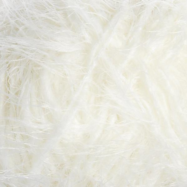 Bergere - Plume - Chunky - Tulle - cream white textures soft fluffy yarn wool