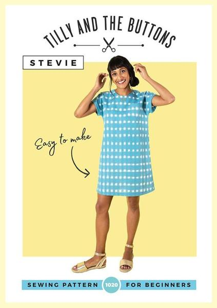 *NEW* Tilly and the Buttons - Stevie top and dress