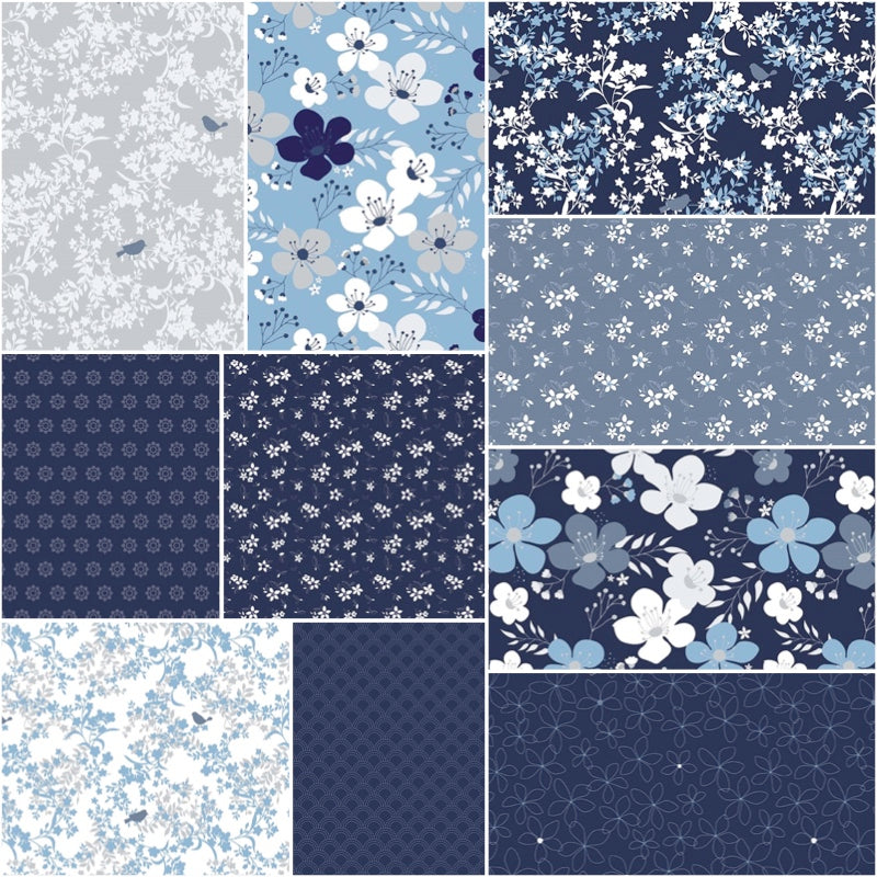 Something Borrowed - Fat Quarter Pack (10)