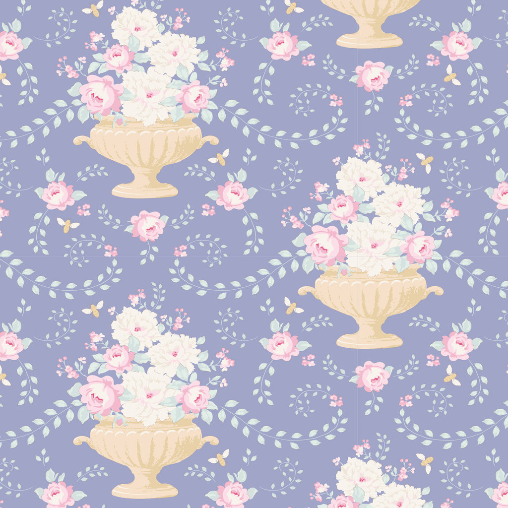 *NEW* Tilda Happy Campers - Flowerbees - Blue