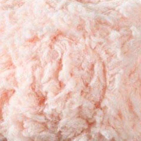 Bergere - Teddy - Chunky - Fard baby pink light pink textured yarn wool