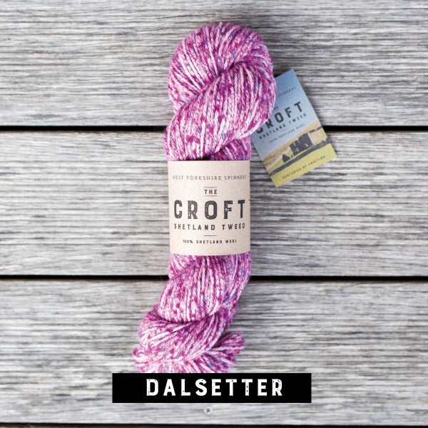 The Croft - Aran - Dalsetter