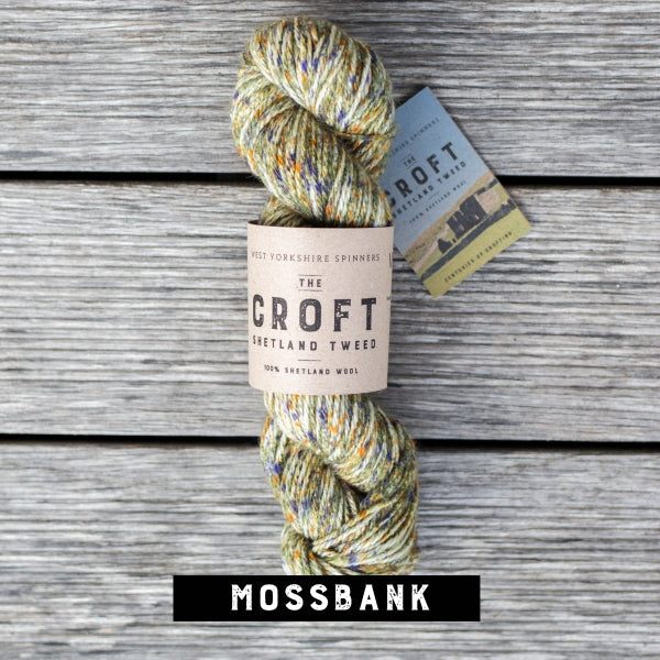 The Croft - Aran - Mossbank