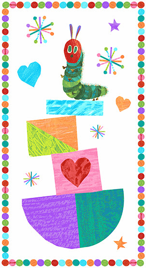 The Very Hungry Caterpillar - Bright - Panel