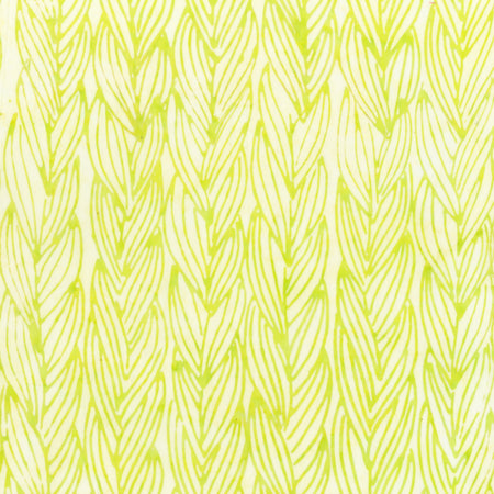 Anthology Batik - Twist - Lime 820Q-4