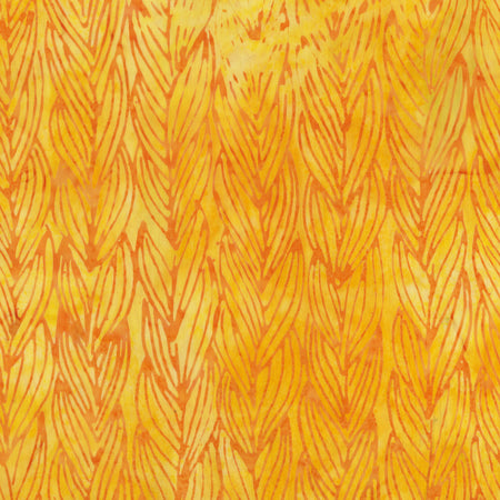Anthology Batik - Twist - Yellow 820Q-3