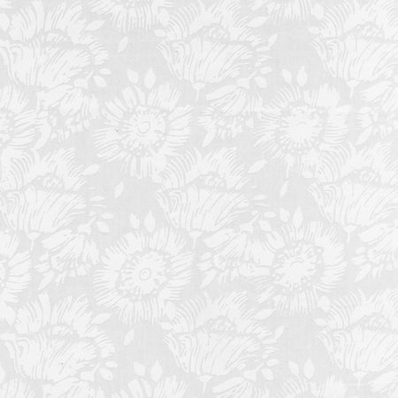 Anthology Batik - Whisper Flower - White 978Q-1