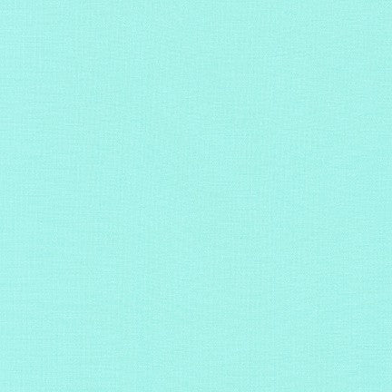 * Robert Kaufman - KONA Cotton Solid - 1005 - Aqua