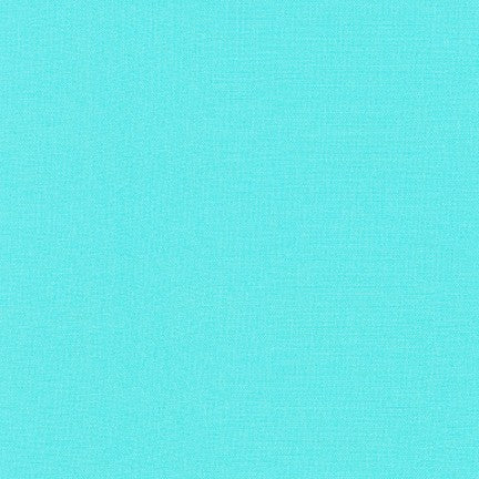* Robert Kaufman - KONA Cotton Solid - 1009 - Azure