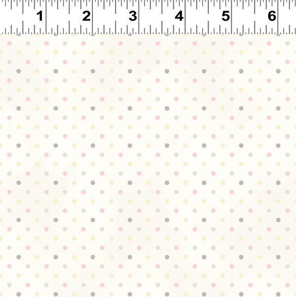 Guess How Much I Love You - Spots - Cream/Pink