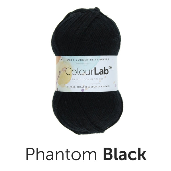 *NEW* Colour Lab - DK - Phantom Black