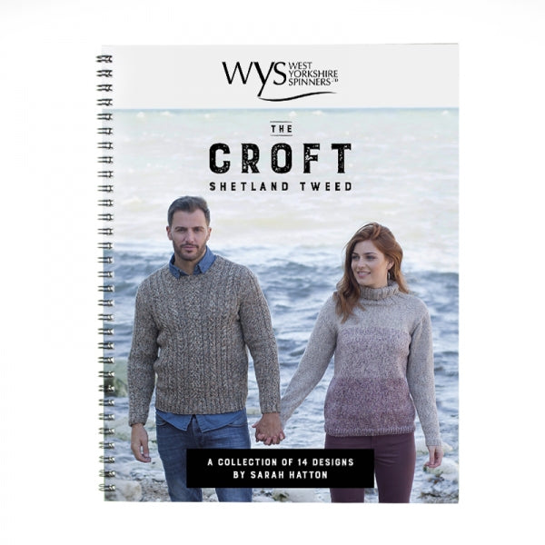 The Croft Pattern Book - By Sarah Hatton