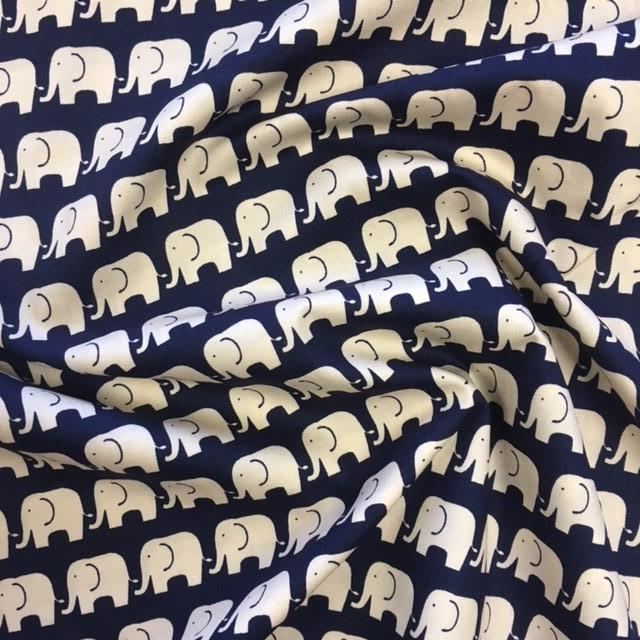 Elephants - Navy