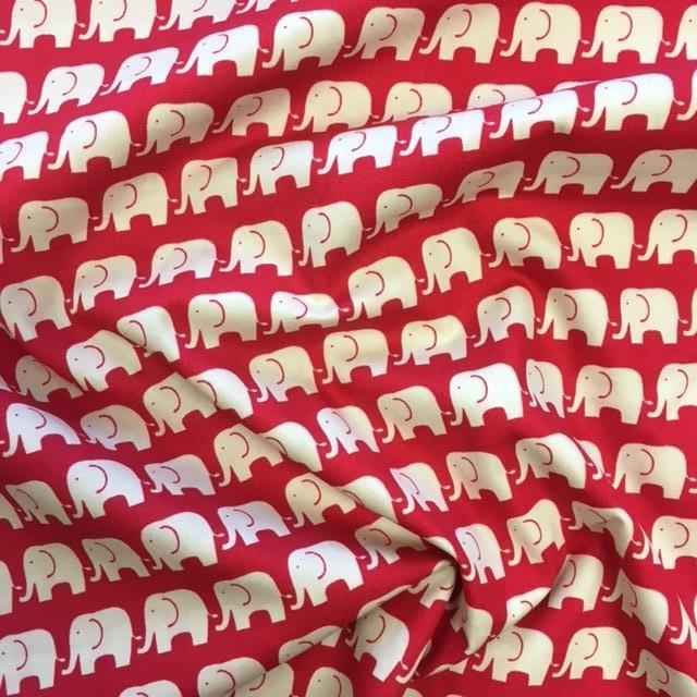 Elephants - Red