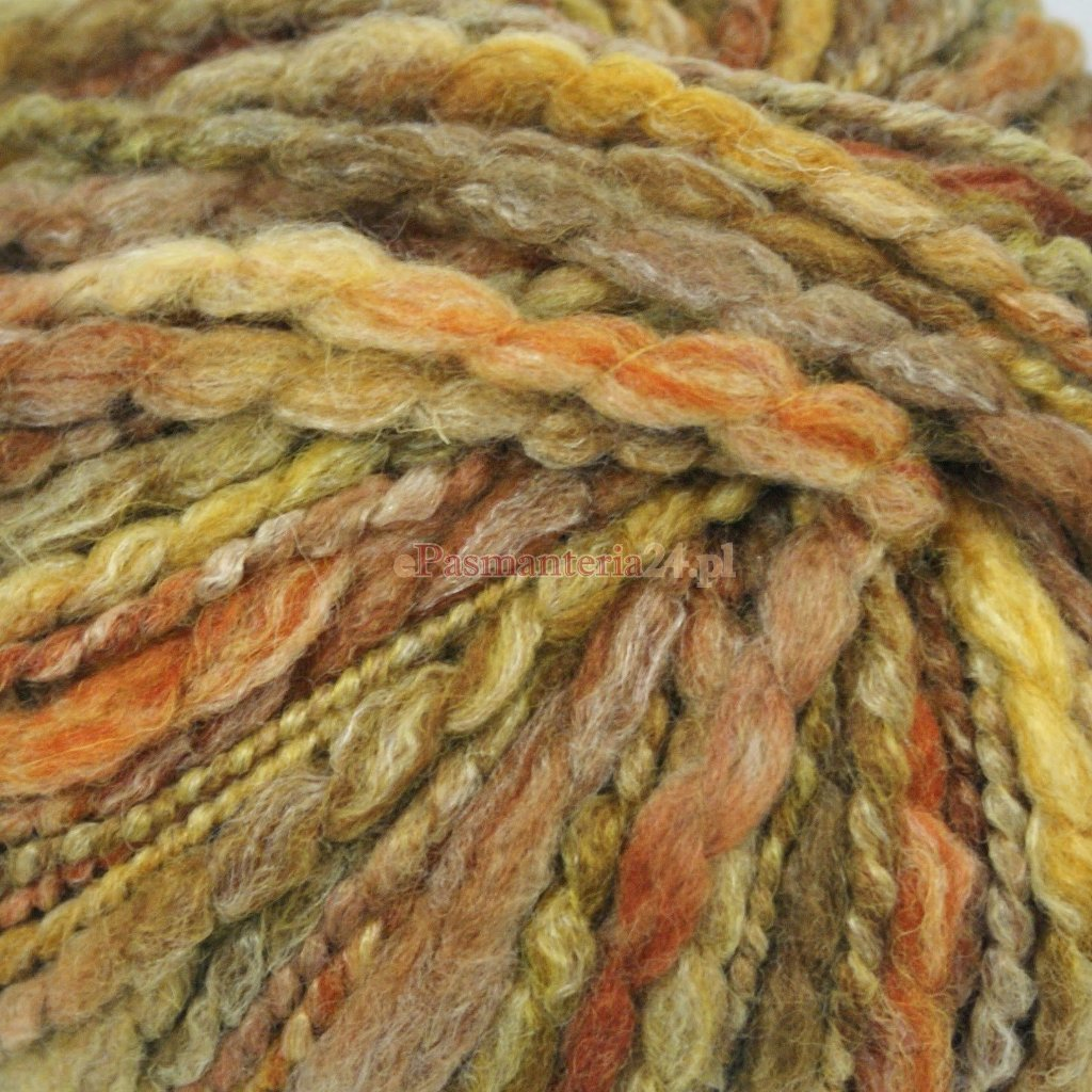 Adriafil  - Eta Beta - Chunky - Yellow (91) Textured Yarn Wool