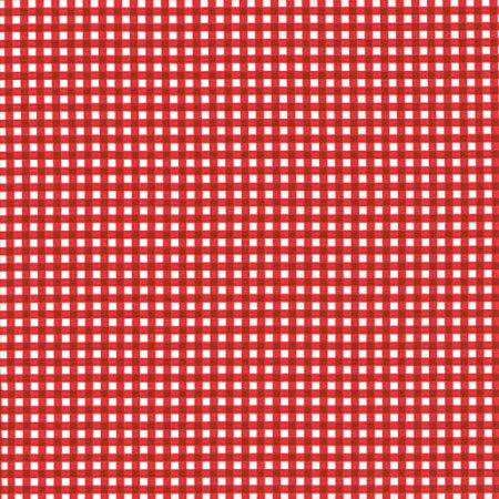 Nordic Christmas - Checks - Red