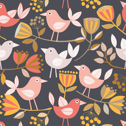 *NEW* Flourish - Enchanted Garden - Birds