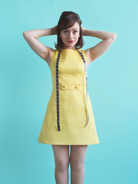 Tilly and the Buttons - Francoise dress