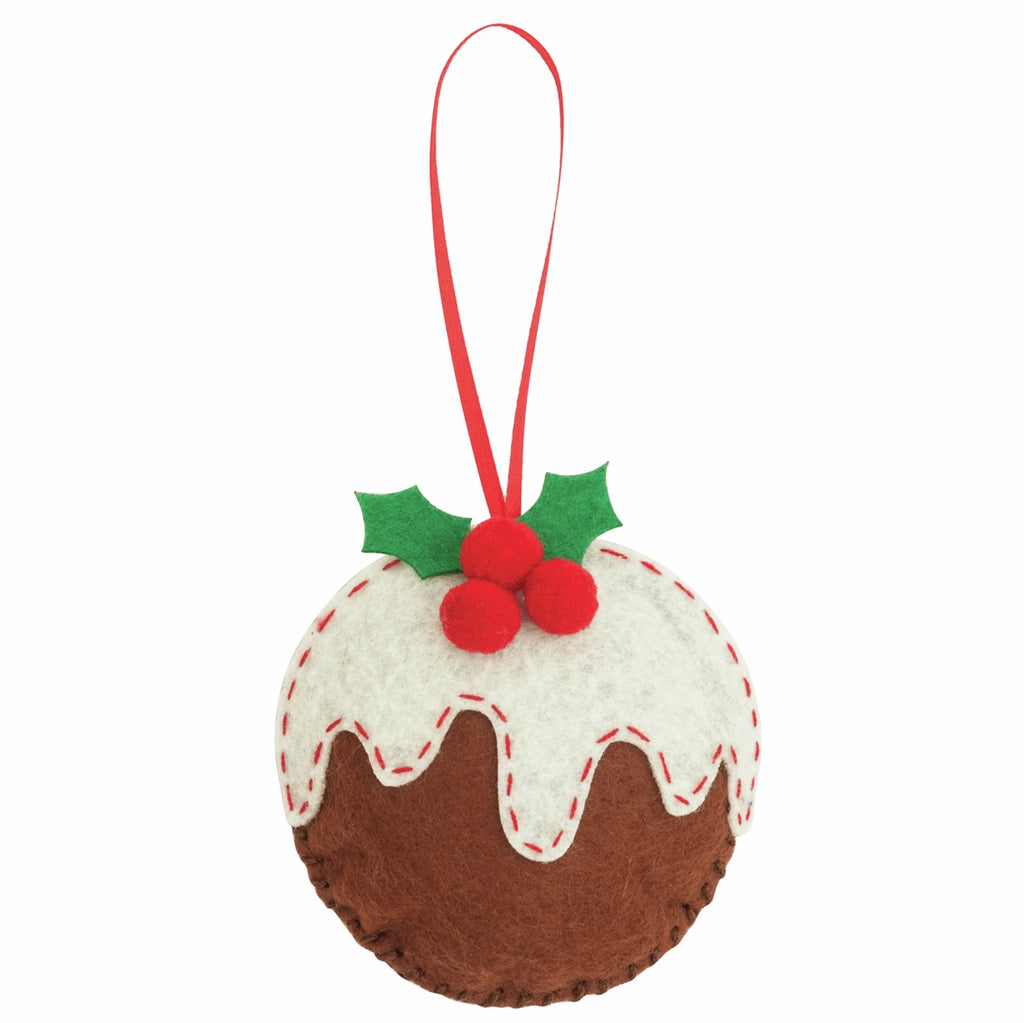28th November - Christmas Decoration -Christmas Pudding - Thursday Evening