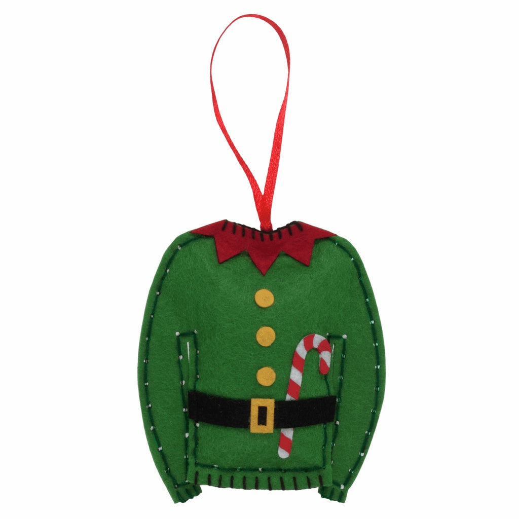 27th November - Christmas Decoration - Elves Christmas Jumper - Wednesday Evening
