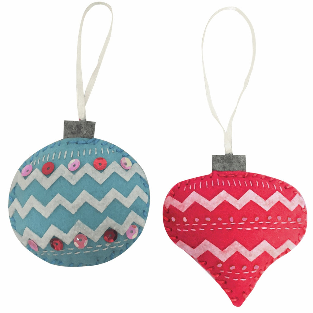 *NEW* Christmas Decoration Kit - Blue Bauble