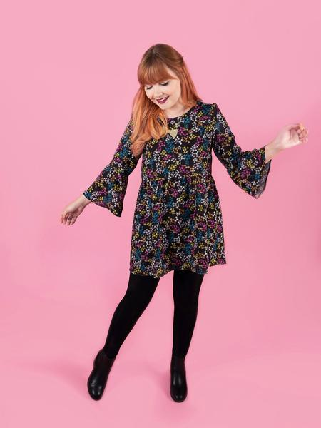 *NEW* Tilly and the Buttons - Indigo top and dress